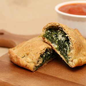 Calzone Spinach