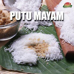 String Hoppers/Putu Mayam