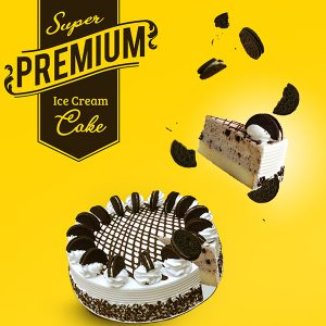 Andy's Super Premium Ice Cream Cakes