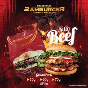 ZAMBURGER BEEF