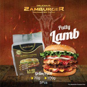 ZAMBURGER LAMB
